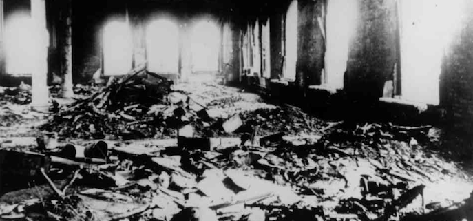 The Triangle Shirtwaist Fire: The 100th Anniversary Old Factory Building